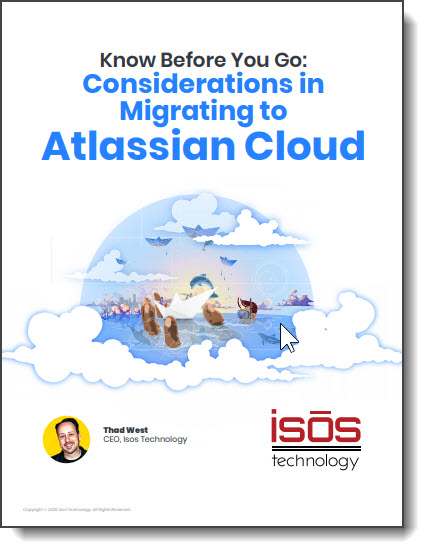 Know before you go, considerations in migrating to the atlassian cloud